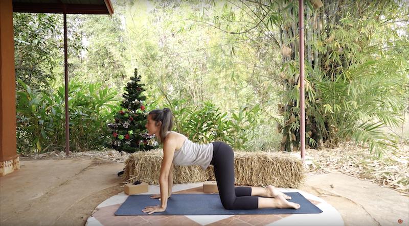 Anja Yoga Relaxation
