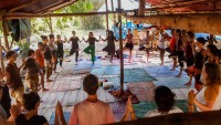 Yoga Tree Circle
